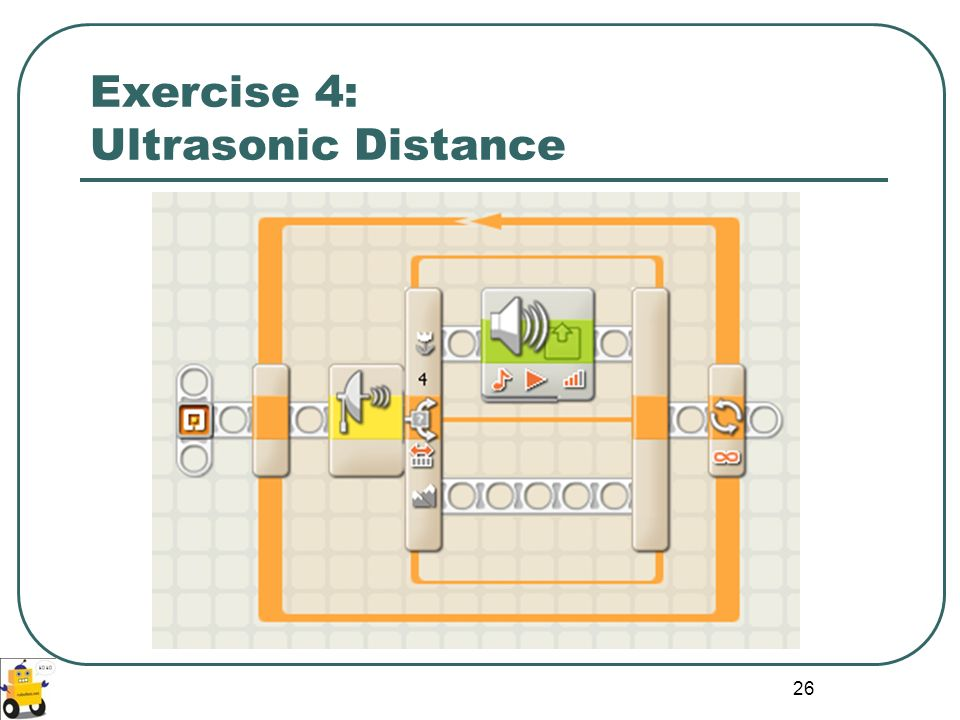 Exercise 4: Ultrasonic Distance