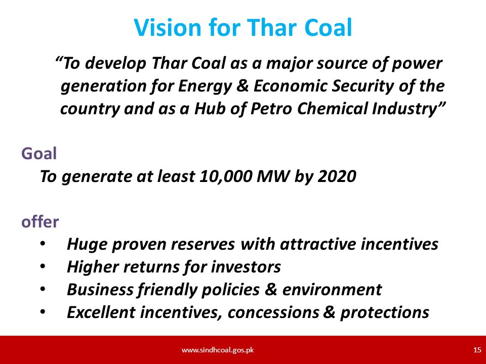 coal industry of pakistan essay Coal division coal is the future fuel of pakistan and it is one of the most abundant source of energy in the entire world due to the increasing demand of coal, afridi traders established a separate company ''petrocoal synergies (pvt) limited' for coal in 2012 in order to fulfil the increasing demand of coal in cement industry.