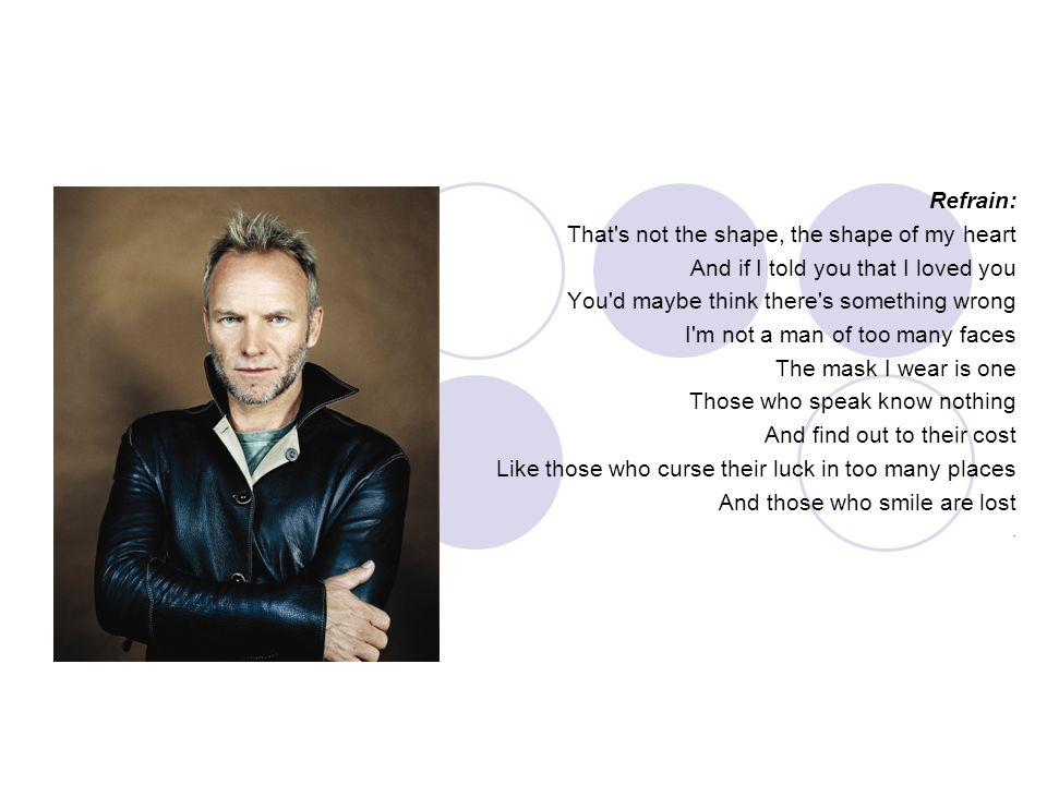 sting shape of my heart 320 kbps mp3 download