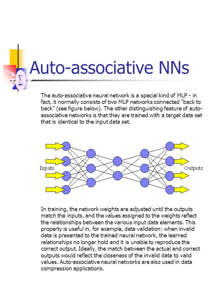 Applications of neural networks ppt