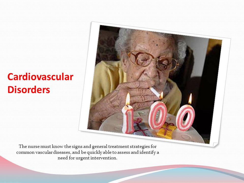 cardiovascular disorders Cardiovascular disease: introduction cardiovascular disease is a general name for a wide variety of diseases, disorders and conditions that affect the heart and.