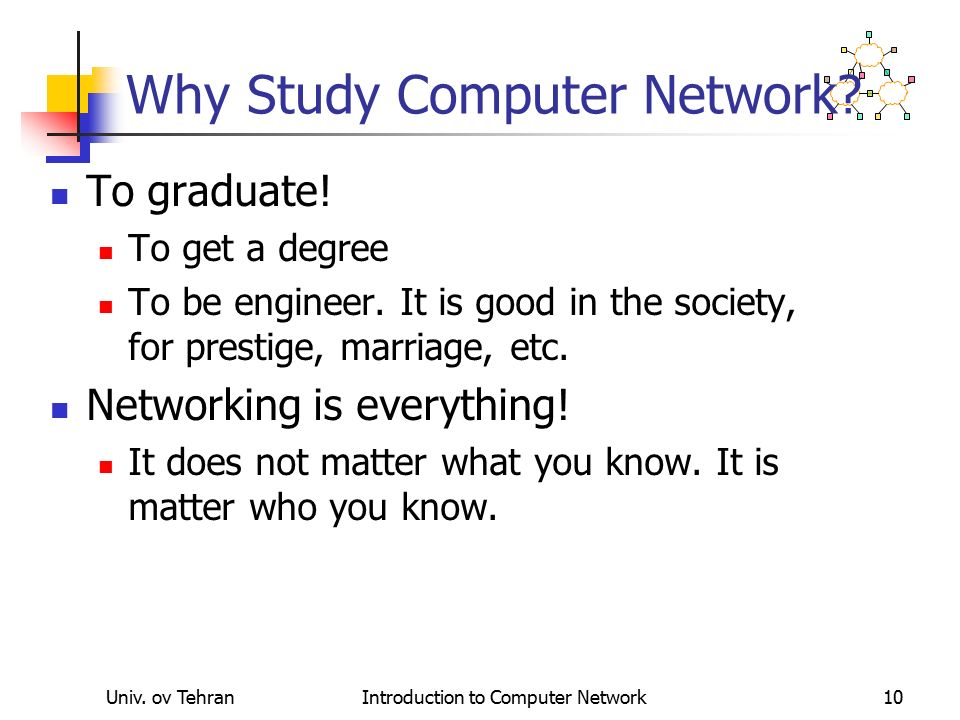 What Is Computer Networking | Computer Science ...