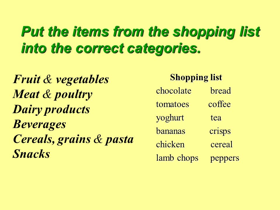 Healthy And Junk Food Healthy And Junk Food The Aims Of