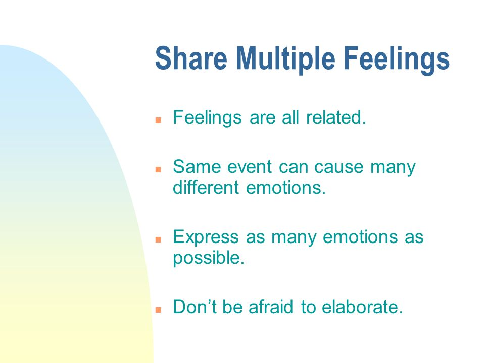 difference between feelings and emotions pdf