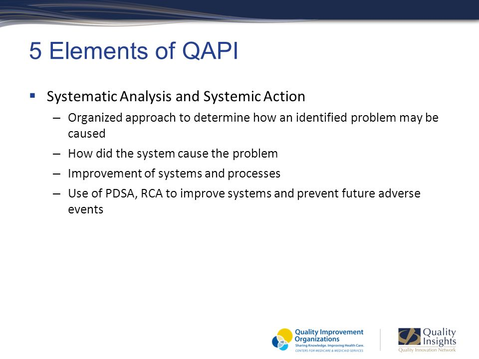 Quality Assurance Performance Improvement ppt