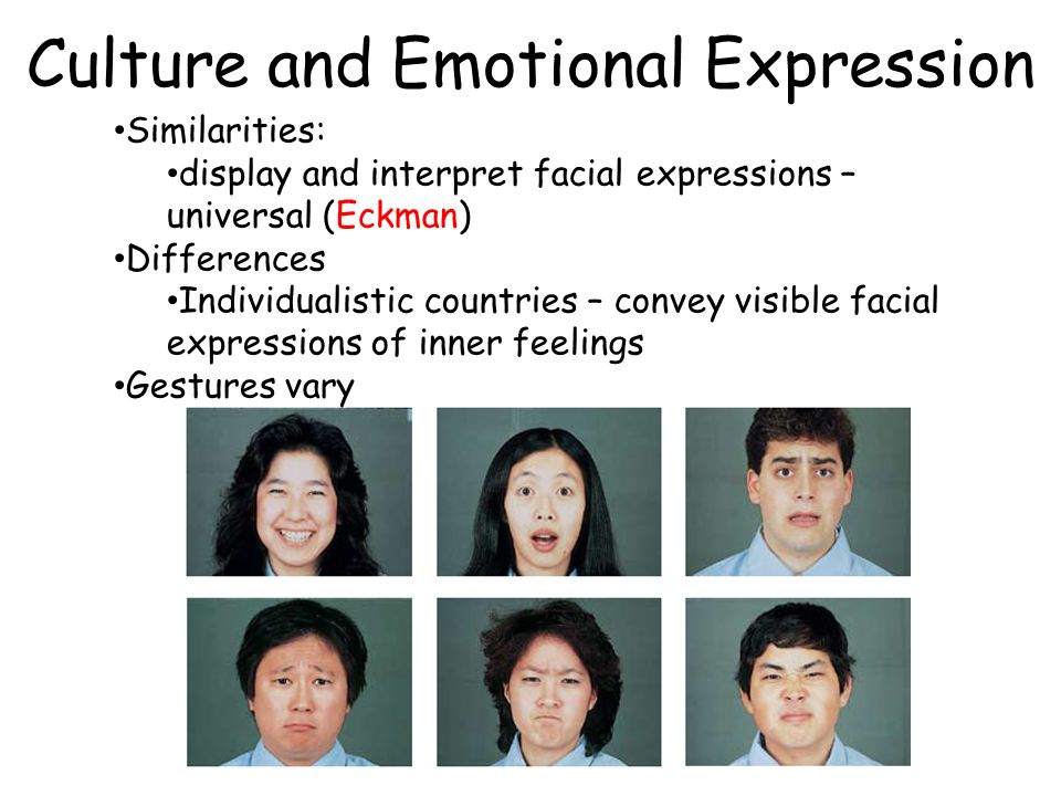 gender and emotions Gender differences in the accuracy with which individuals can communicate distinct emotions through touch in human communication, relying on previously published data.