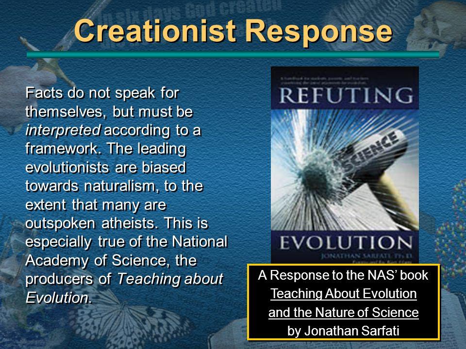 Creationist Response