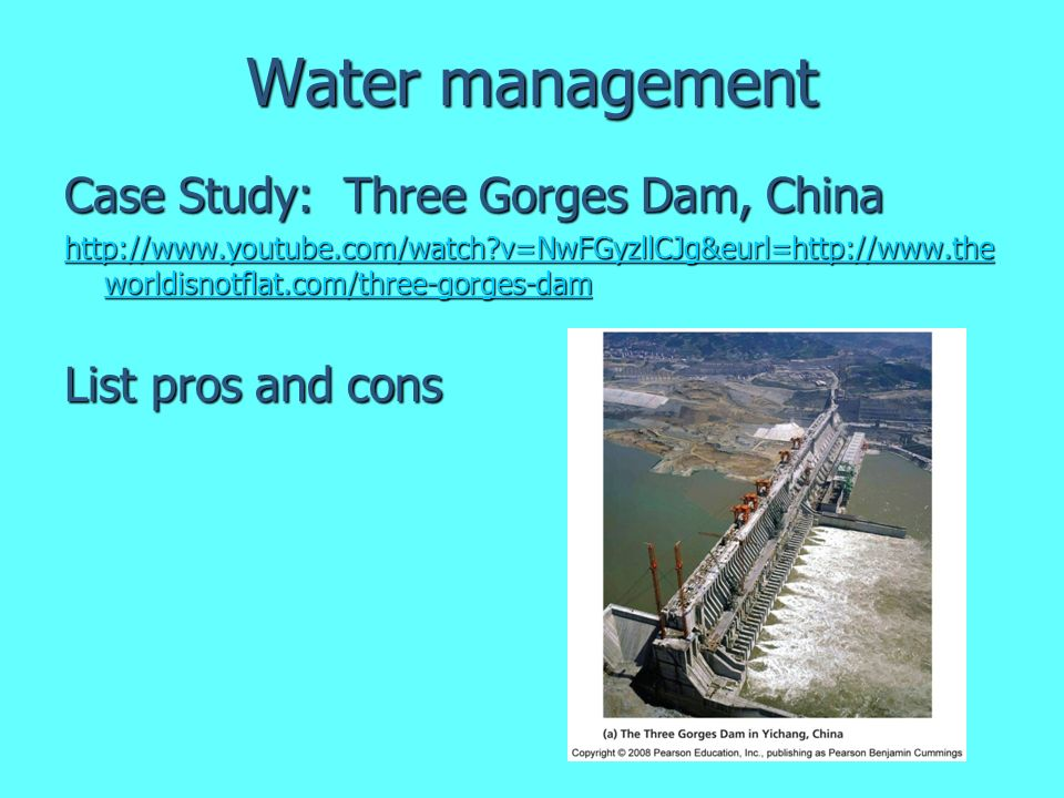 an overview and analysis of the three gorges dam