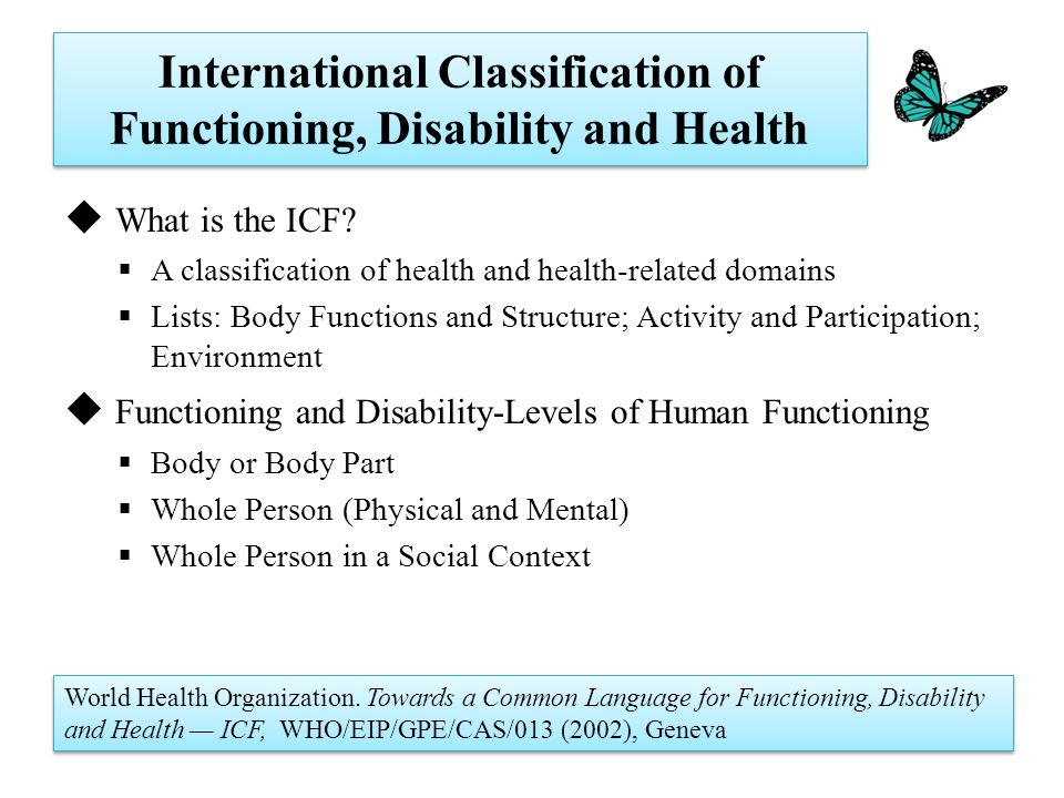 explain the social and medical models of disability and the impact of each on practice Workable compromise between medical and social models disability is the  a person's environment has a huge impact  chapter 1 understanding disability).