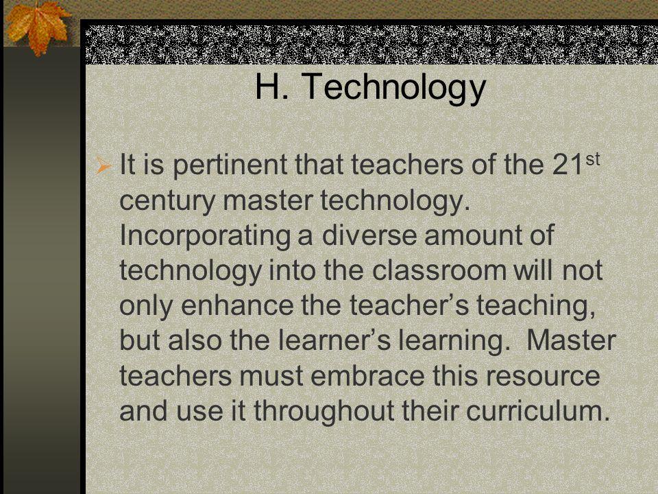 H. Technology