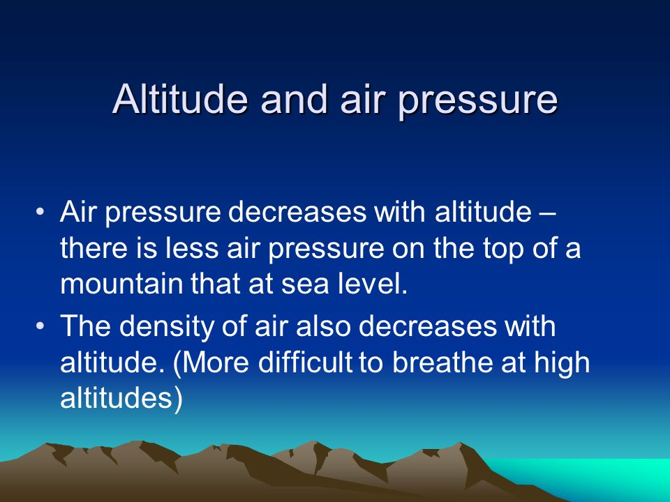 The Earth's Atmosphere - ppt download