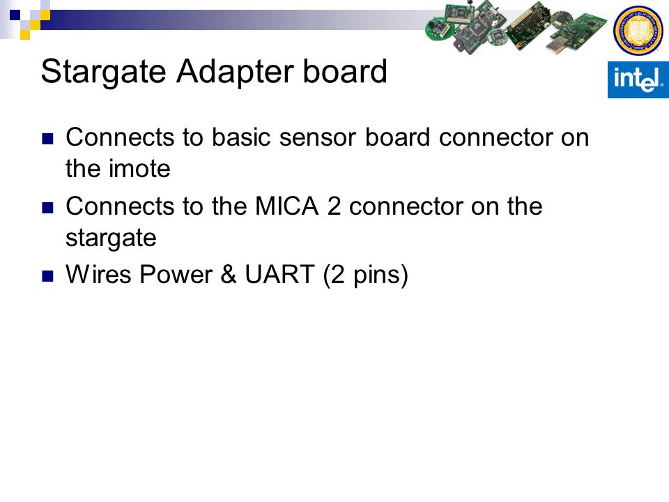 Stargate Adapter board
