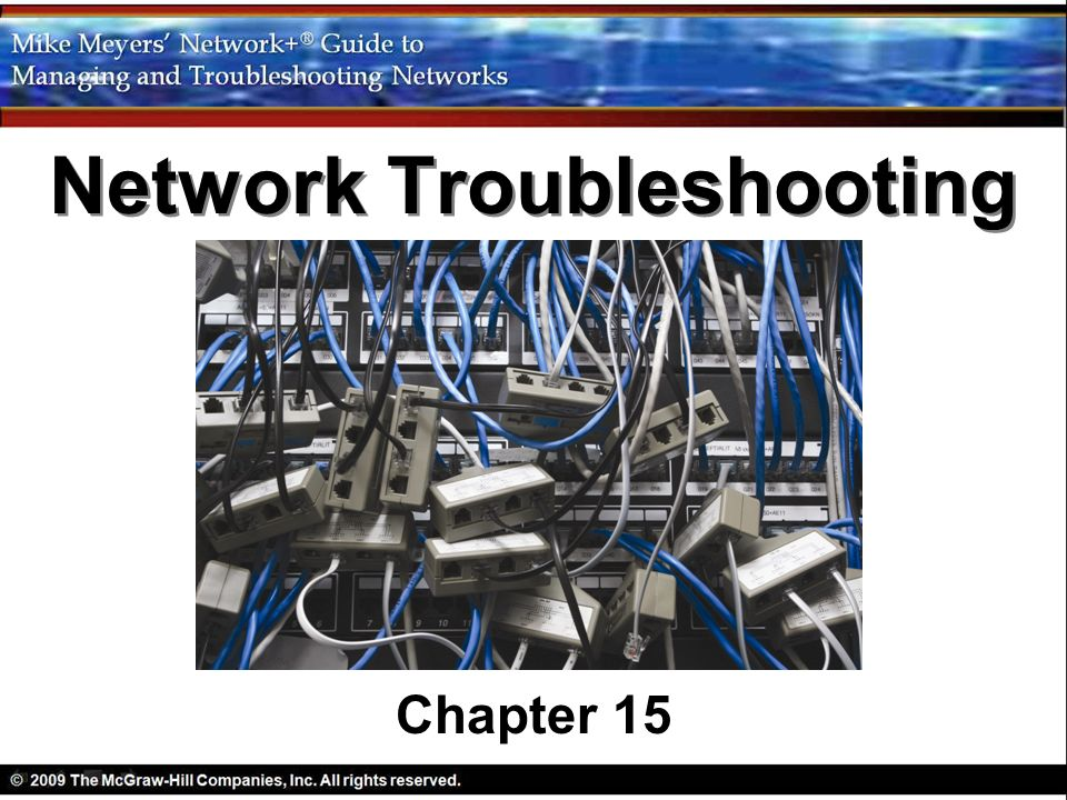 network troubleshooting You might not know it, but you don't need to be a network engineer to perform  basic network troubleshooting working as a network engineer.