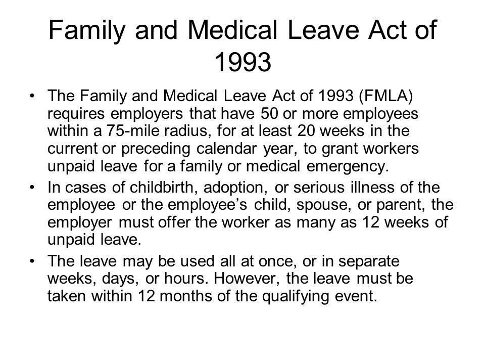 case 8 sick leave