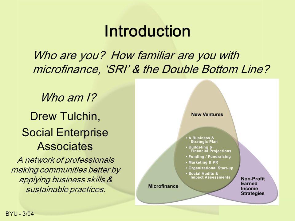 Social Enterprise Associates