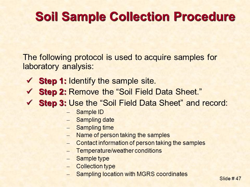 Soil Bacteria – The Myth of Identification & Managment
