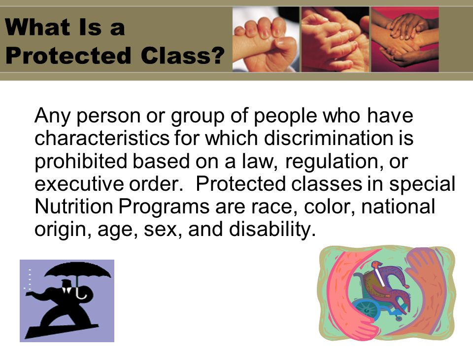 What Is a Protected Class