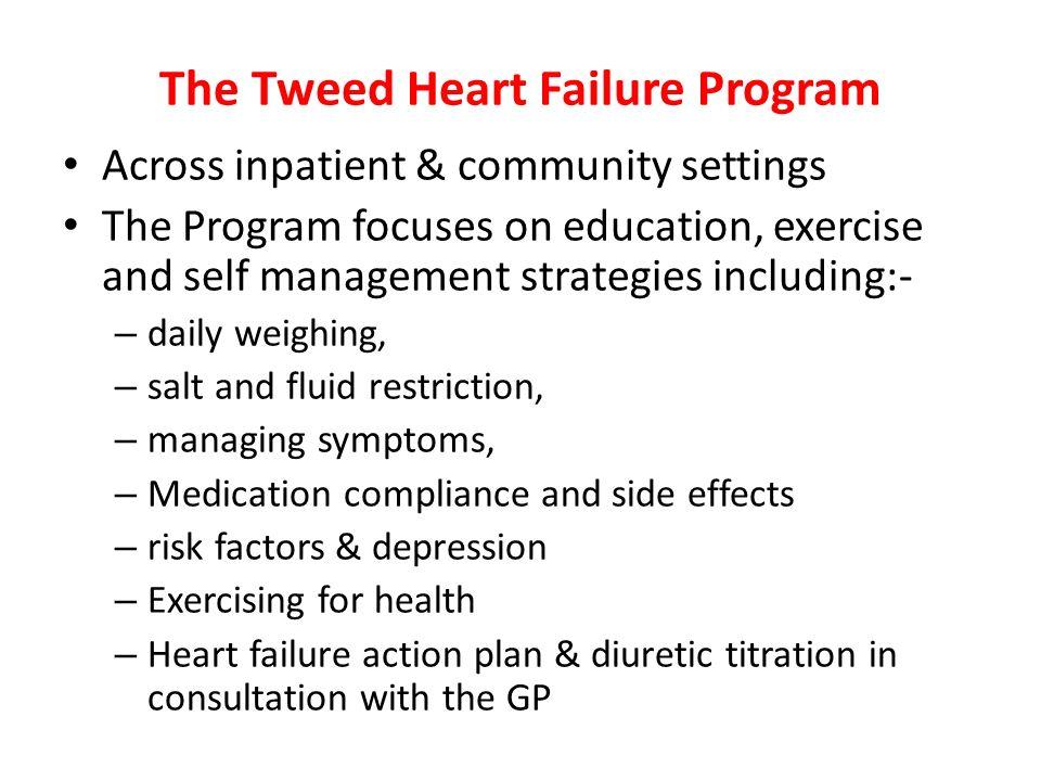The Tweed Heart Failure Program