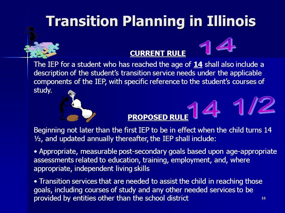 Transition Planning in Illinois