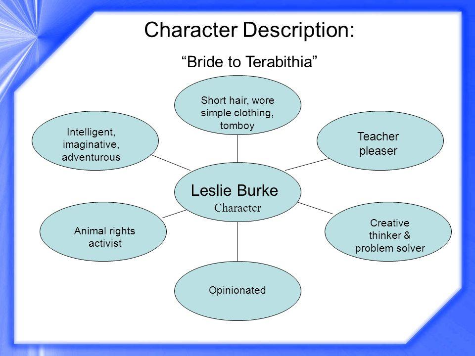 Character Description: