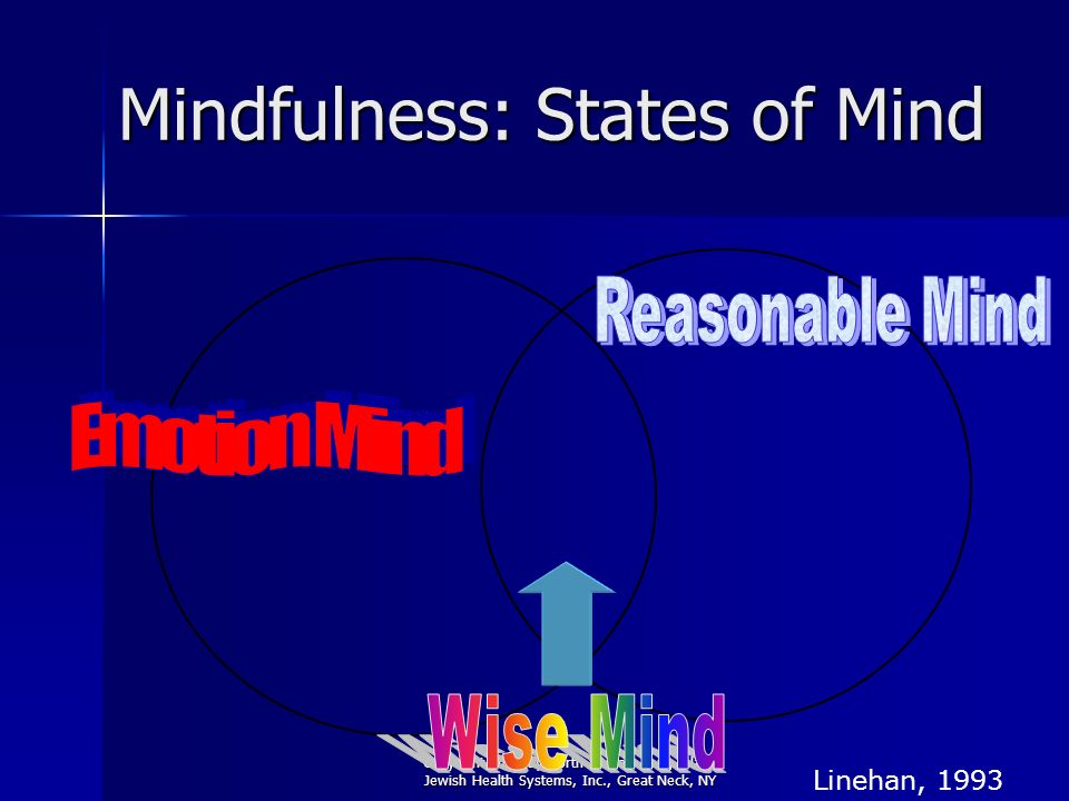 Mindfulness: States of Mind