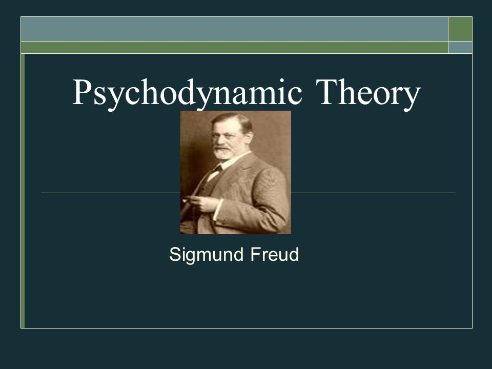 sigmond freud's psychoanalytic theory of personality Who was sigmund freud and how did his theories become so called freud's dream theory dangerously inaccurate and noted that what's your personality type.