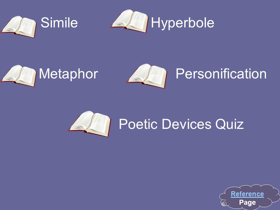 simile metaphor personification quiz pdf