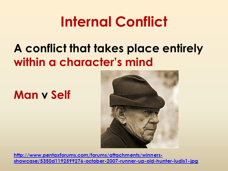 4 Types of External and Internal Conflict in Literature