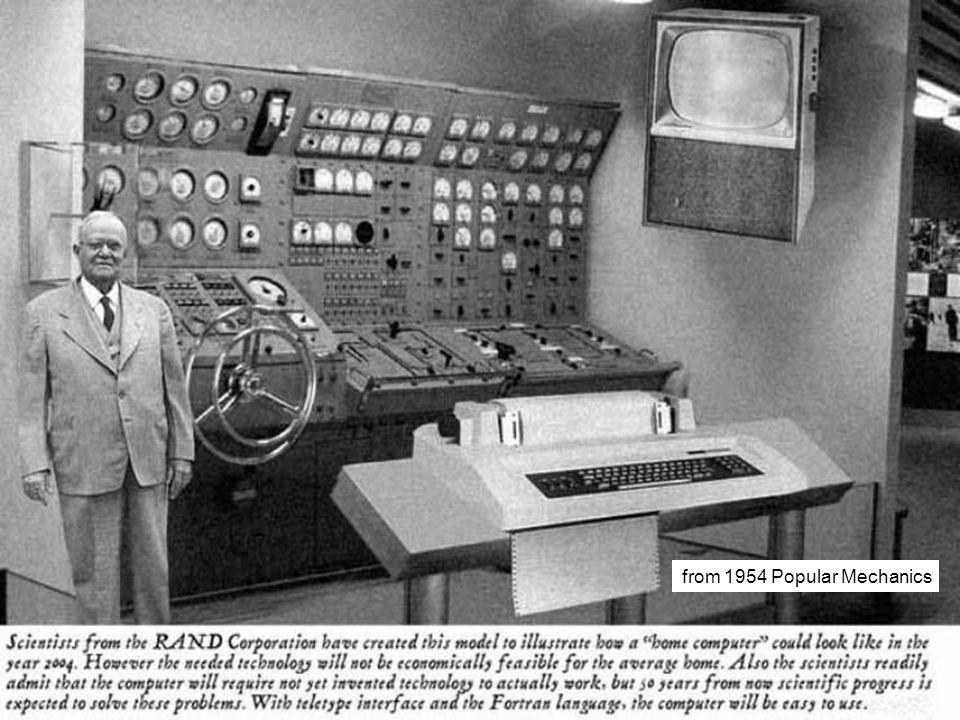 from 1954 Popular Mechanics