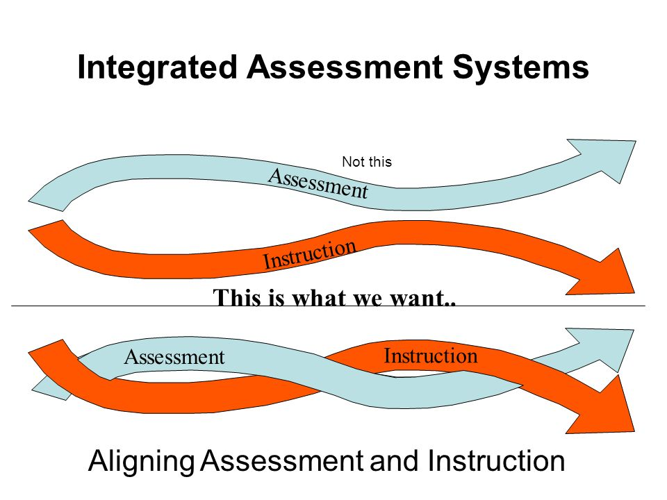 Integrated Assessment Systems
