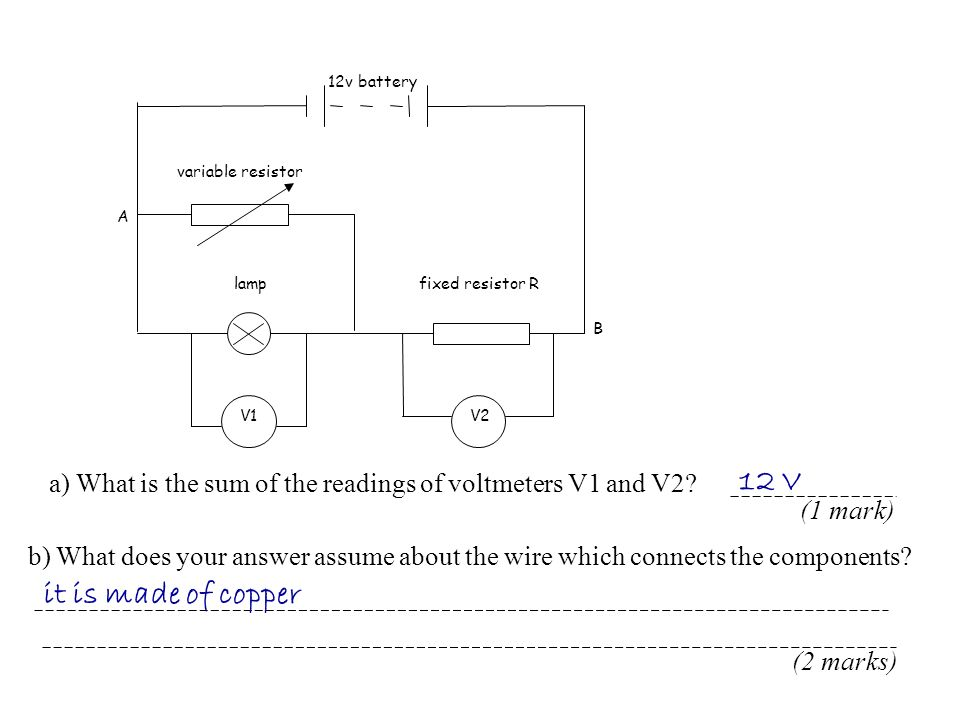 How To Wire Variable Resistor - Dolgular.com