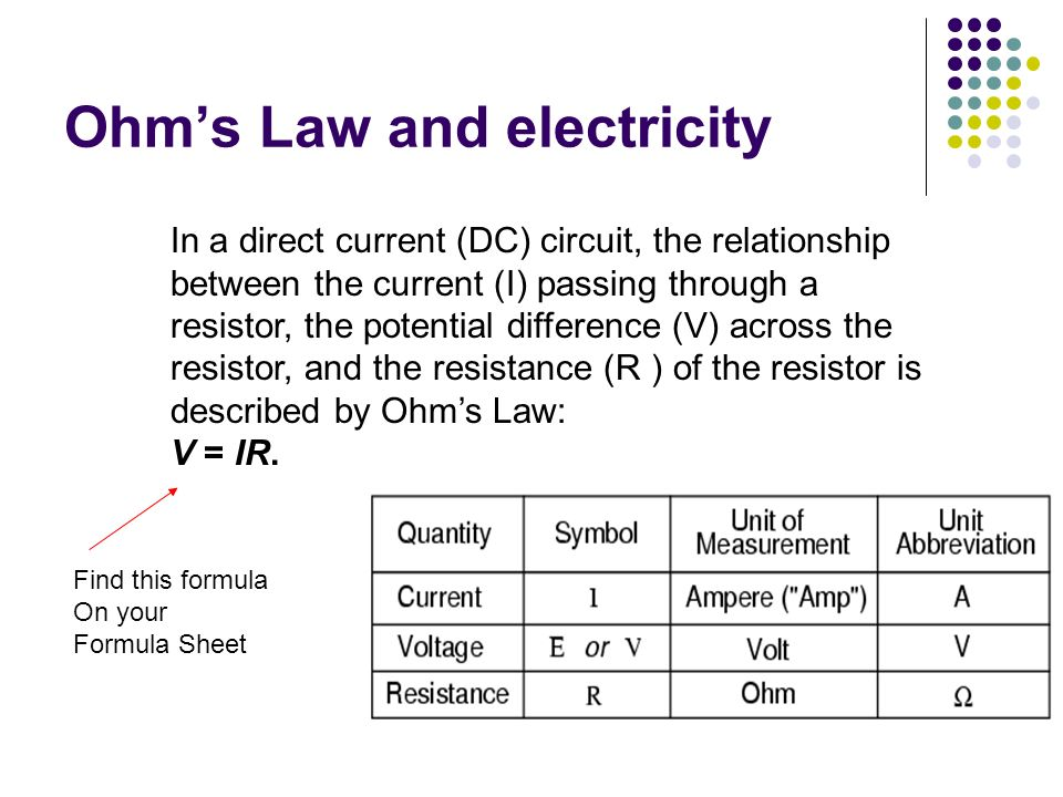 relationship between resistivity and resistance formula