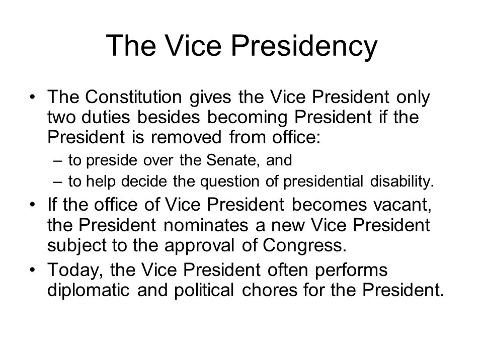 Today Topic: The Executive Branch Activities: - Ppt Download