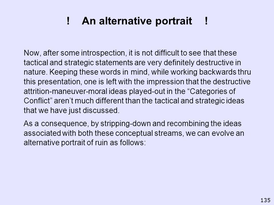 ! An alternative portrait !