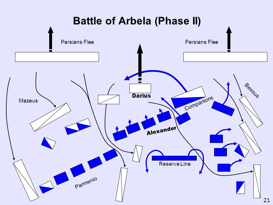 Battle of Arbela (Phase II)