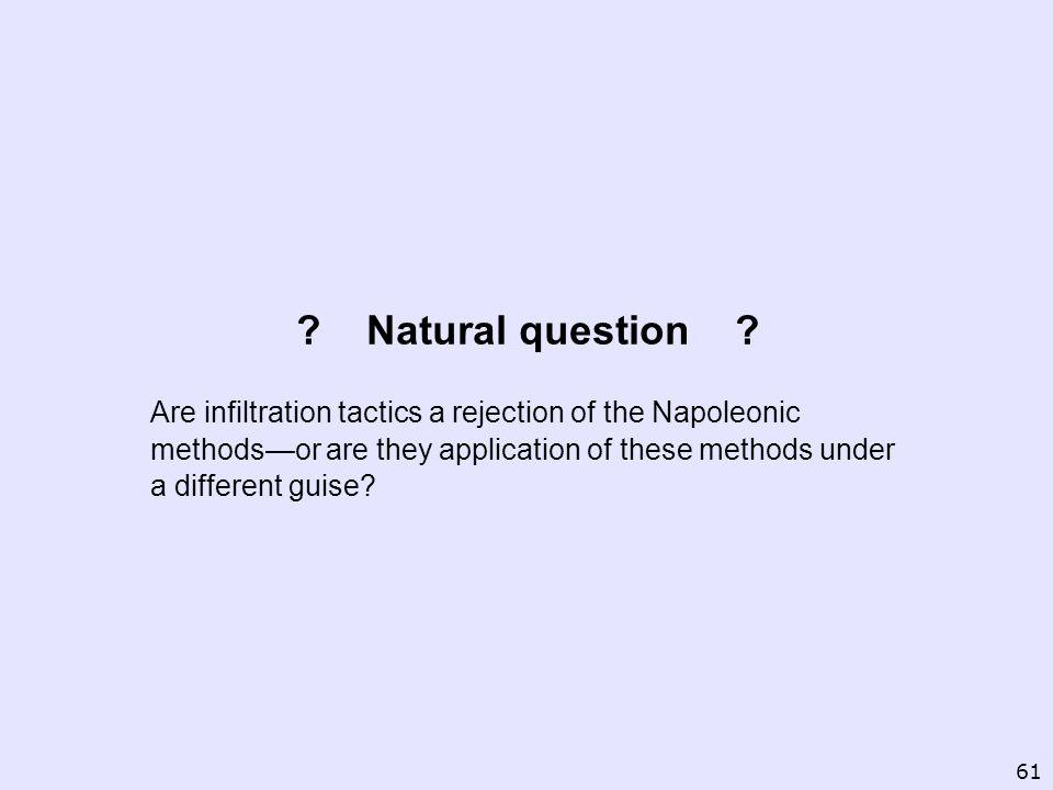 Natural question