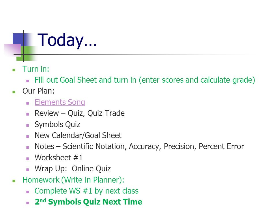 Accuracy and precision worksheet answer key