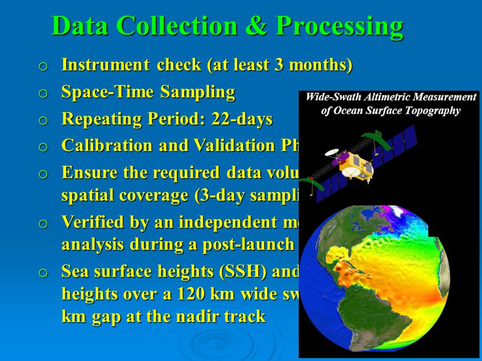 Data Collection & Processing