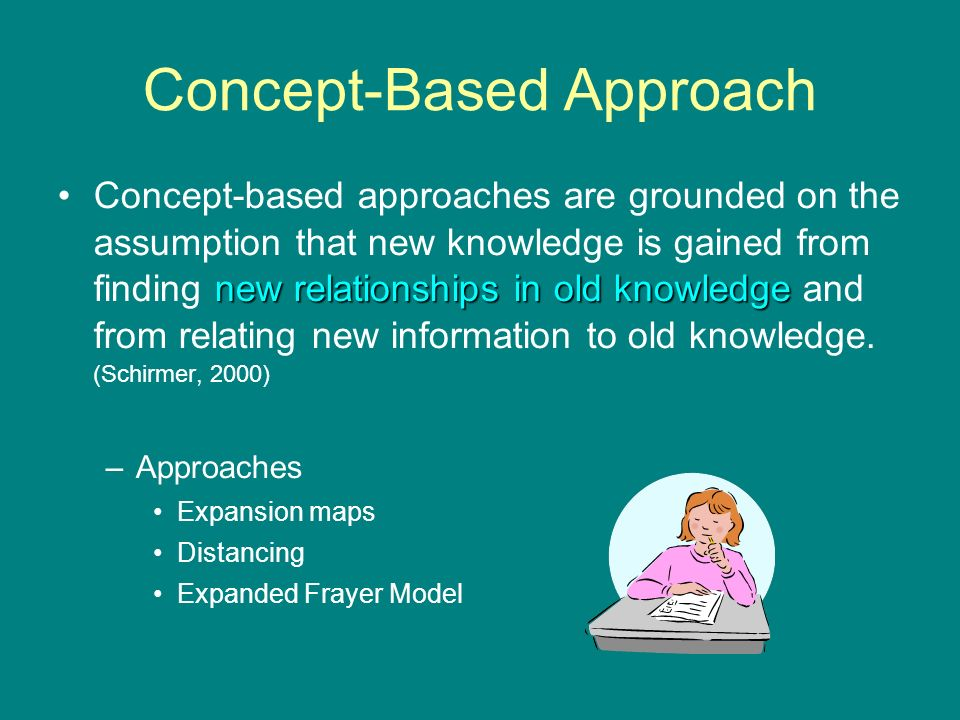 Concept-Based Approach