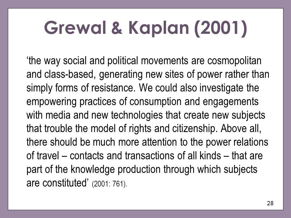 Grewal & Kaplan (2001)