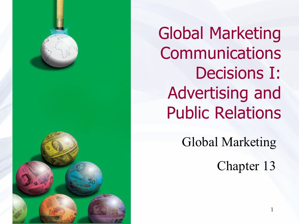global marketing communication decisions 142 critical decision points in global marketing brand strategy but also make adjustments to their communications strategy and marketing mix locally based on.