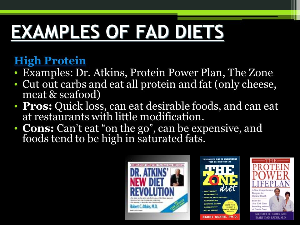 Pros And Cons Of Fat Free Foods