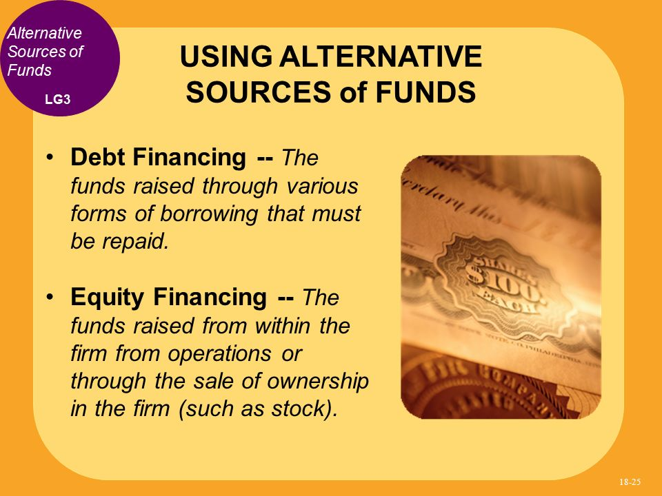 debt financing vs equity financing pdf