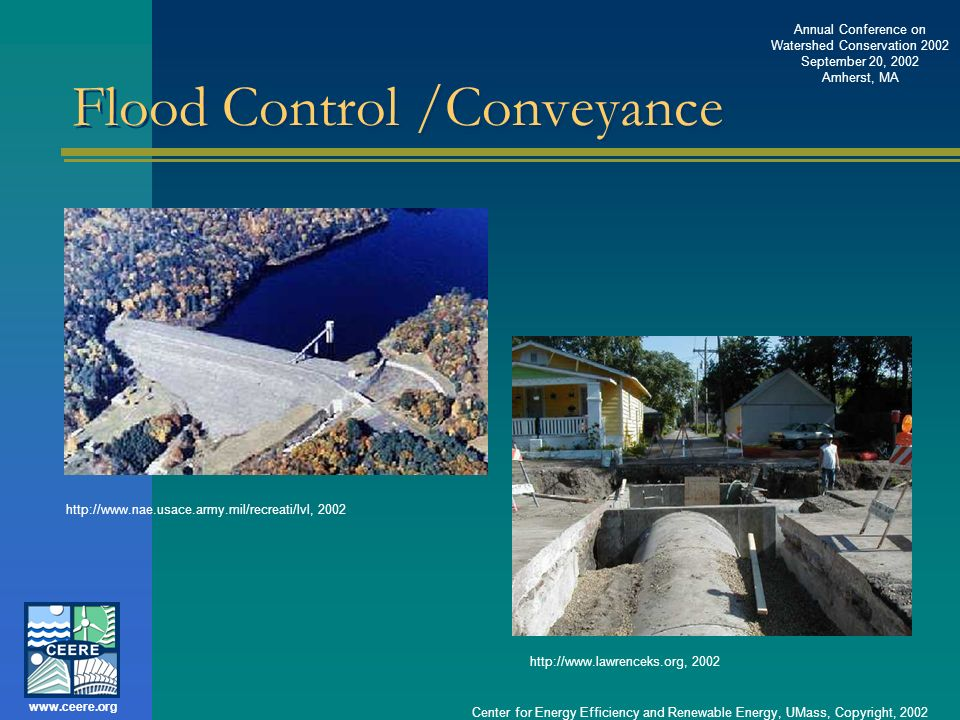 Flood Control /Conveyance