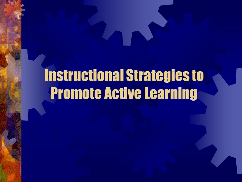 Research Based Instructional Strategies For Science