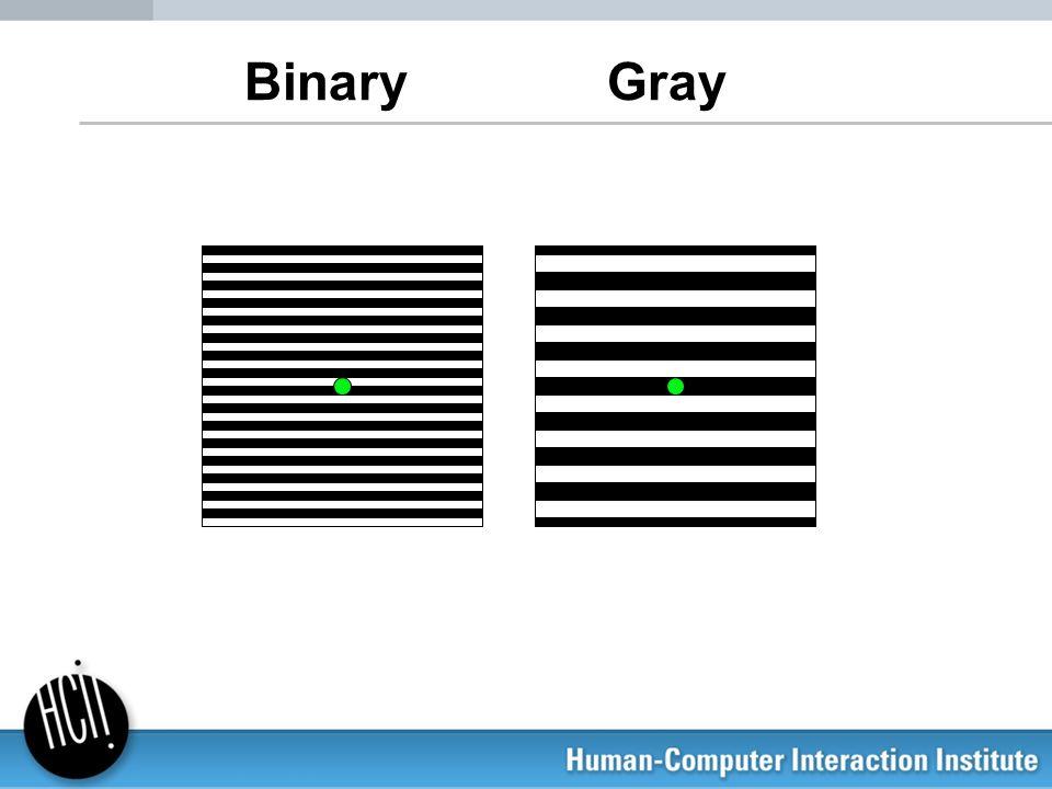 Binary Gray