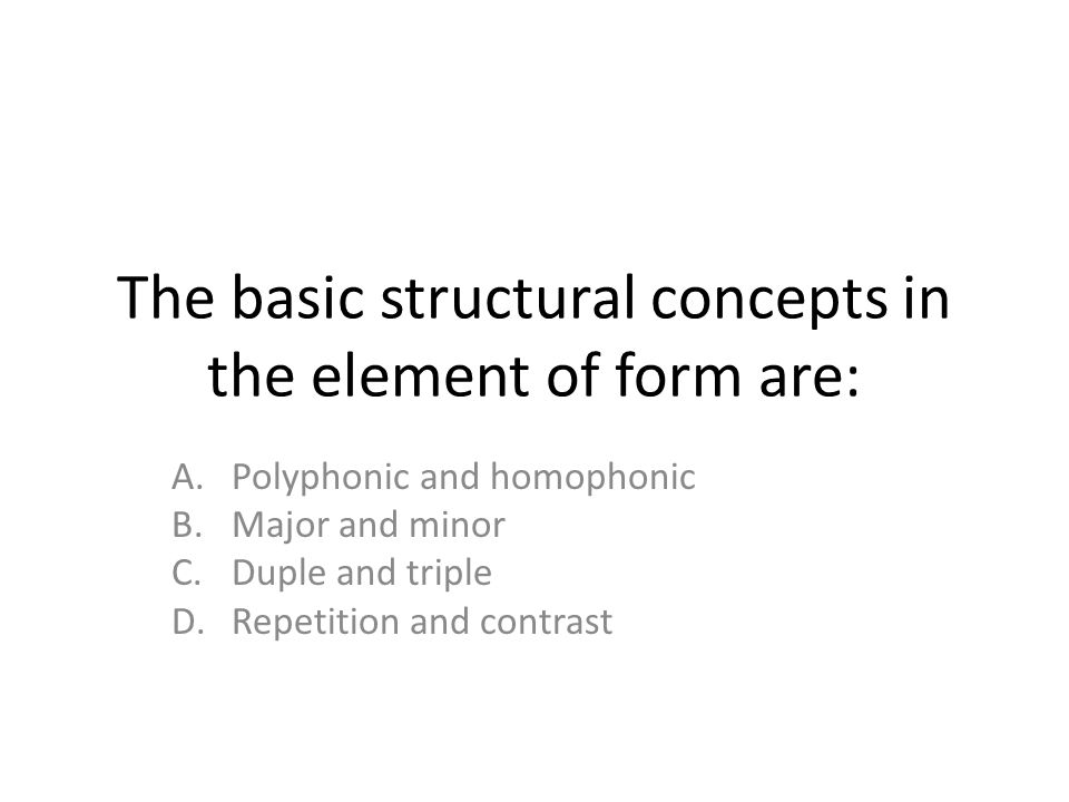 Review for Exam #1 Materials of Music. - ppt video online download