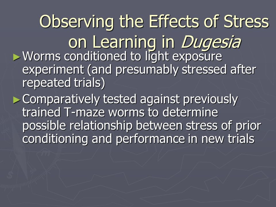 curvilinear relationship between anxiety and learning
