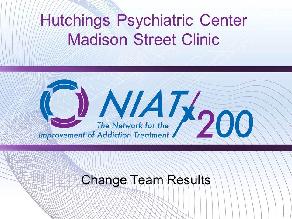 Hutchings Psychiatric Center Madison Street Clinic