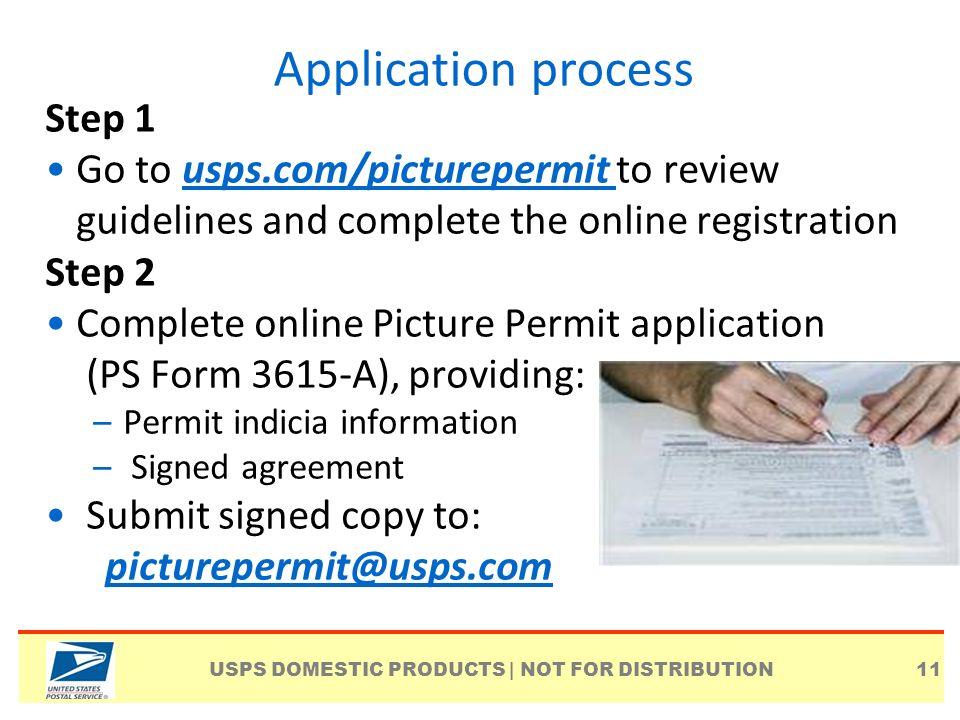 Picture Permit Imprint Indicia - ppt video online download